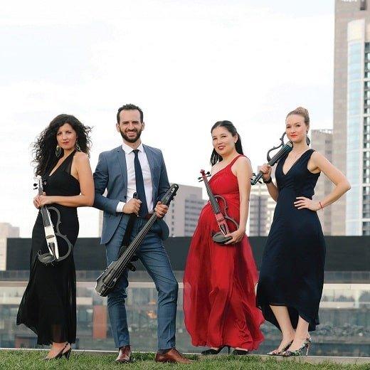 <strong>String Quartets</strong> for Cinco De Mayo