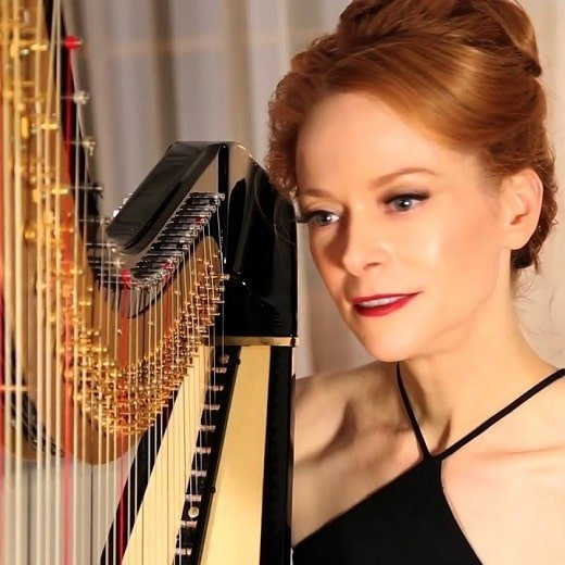 <strong>Harpists</strong> for Cinco De Mayo